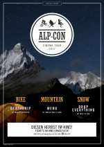 Alp-Con CinemaTour 2017 - Mountain