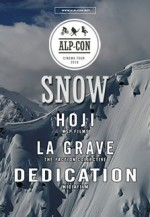 Alp-Con CinemaTour 2018 - SNOW